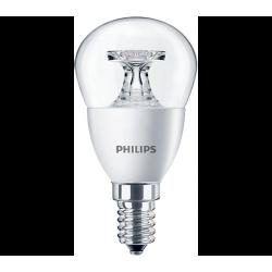 PHILIPS 45483100 CorePro LEDluster CorePro lustre ND 5.5-40W E14 827 P45 FR