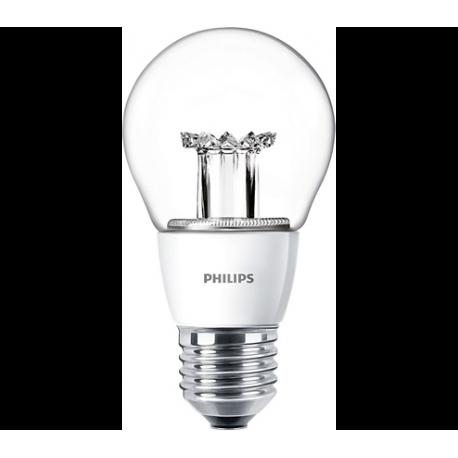 PHILIPS 76244700 LEDbulb D 6-40W E27 827 A60 CL