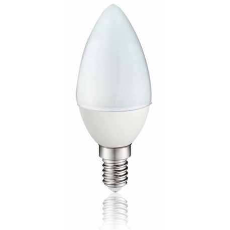 LUCIPLEX TK07E140050830C BOMBILLA LED DE VELA E14 5W  SMD 3000K