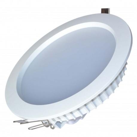 LUCIPLEX HOLE 24 TK01202440 DOWNLIGHT LED 24W 4200K 2100Lm