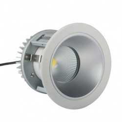 LUCIPLEX DOWNLIGHT LED ARES 60W ALUMINIO