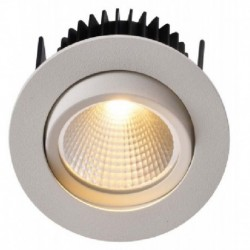 LUCIPLEX TK1608830W FOCO LED 8W ACABADO BLANCO MATE