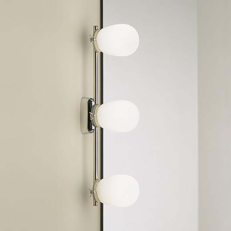 20 genial aplique pared ba o im genes aplique 3 luces - Apliques luz pared ...