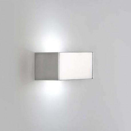 APLIQUE CROMADO. LED 2x4W