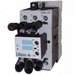 CONTACTOR MC50 AC-50 58A 2NO+2 NC