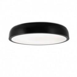 COCOTTE-L Lámpara plafón negro