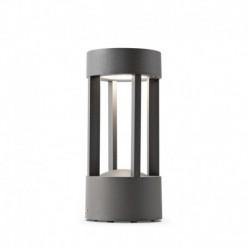 JAIPUR LED Lámpara baliza gris oscuro h.20cm