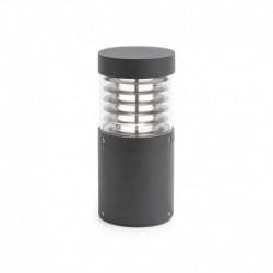 GIZA LED Lámpara sobremuro gris oscuro