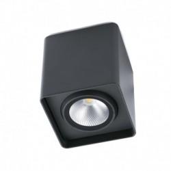 TAMI LED Lámpara plafón gris oscuro