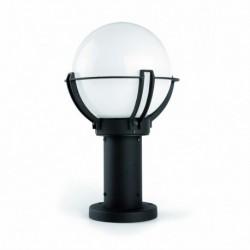 SOL Lámpara sobremuro negro