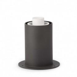 Estructura para lámpara sobremuro gris oscuro para Muffin, Moon, Blub's y Mistu