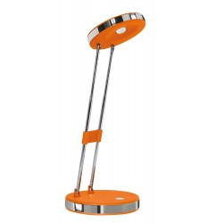 MDC 5-6933-05-21LAMPARA DE SOBREMESA BILLY EN COLOR NARANJA LED 3 W 250 Lm 4000K