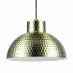 LAMPARA COLGANTEDE COLOR BRONCE VIEJO  E27/