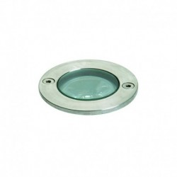 EMPOTRABLE DE ACERO INOXIDABLE 1W LAMPARA LED IP67
