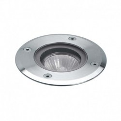 EMPOTRABLE EXTERIOR DE ACCERO INOXIDABLE GU10 LED 8W IP67