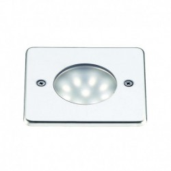 EMPOTRABLE EN ACERO INOXIDABLE NAT-LED IP68 Led 1,5W