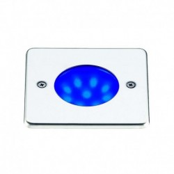 EMPOTRABLE DE PARED EN ACERO INOXIDABLE NAT-LED IP68 Led 1,5W