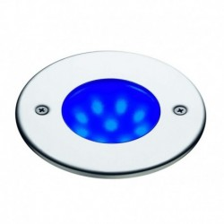 EMPOTRABLE DE ACERO INOXIDABLE NAT-LED IP68 Led 1,5W