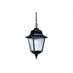 LAMPARA DE TECHO FAROL EN COLOR BLANCO ROB IP43 100W E27