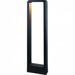 BALIZA JARDIN EN COLOR ANTRACITA IP54 LED 1x5W 450Lm 3000K