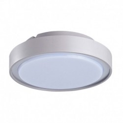 APLIQUE DE PARED EN COLOR GRIS IP65 LED 13W 1050lm 4000K