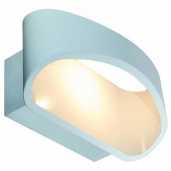 APLIQUE DE PARED EN COLOR BLANCO IP20 LED 5W 310lm 3000K