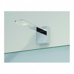 APLIQUE DE PARED EN ACABADO CORMADO IP44LED 1*3W 240lm 3000K