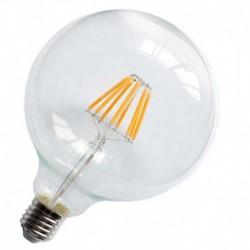 Bombilla LED FILAMENTO E27  G95 6W