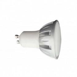 Bombilla LED GU10 7W 120º 3000K