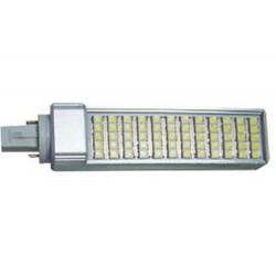 Bombilla LED PL G24 9W 3000K
