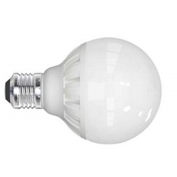 Bombilla LED GLOBE 3W E27 3000K