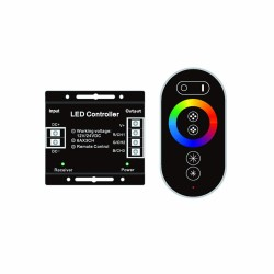 LED TOUCH DIMMER RGB