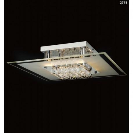 PLAFON DE  6 LUCES