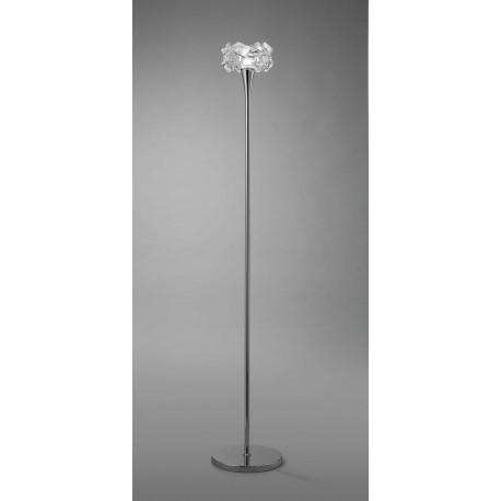 LAMPARA DE PIE PARA SALON CON 1 LUZ