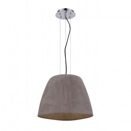 LAMPARA COLGANTE GRANDE DE 1 LUZ