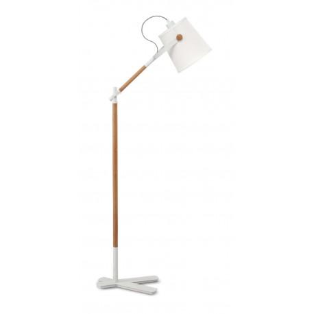 LAMPARA DE PIE PARA SALON DE 1 LUZ