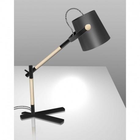 LAMPARA DE SOBREMESA DE 1 LUZ