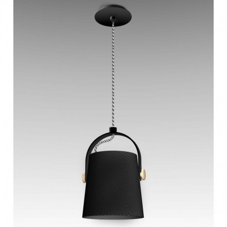 LAMPARA COLGANTE DE 1 LUZ